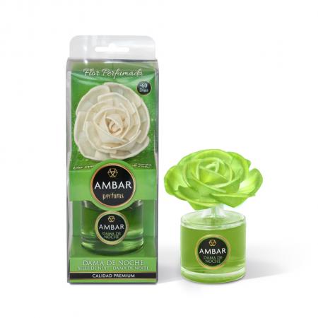 Flor perfumada Dama de noche ambar perfums