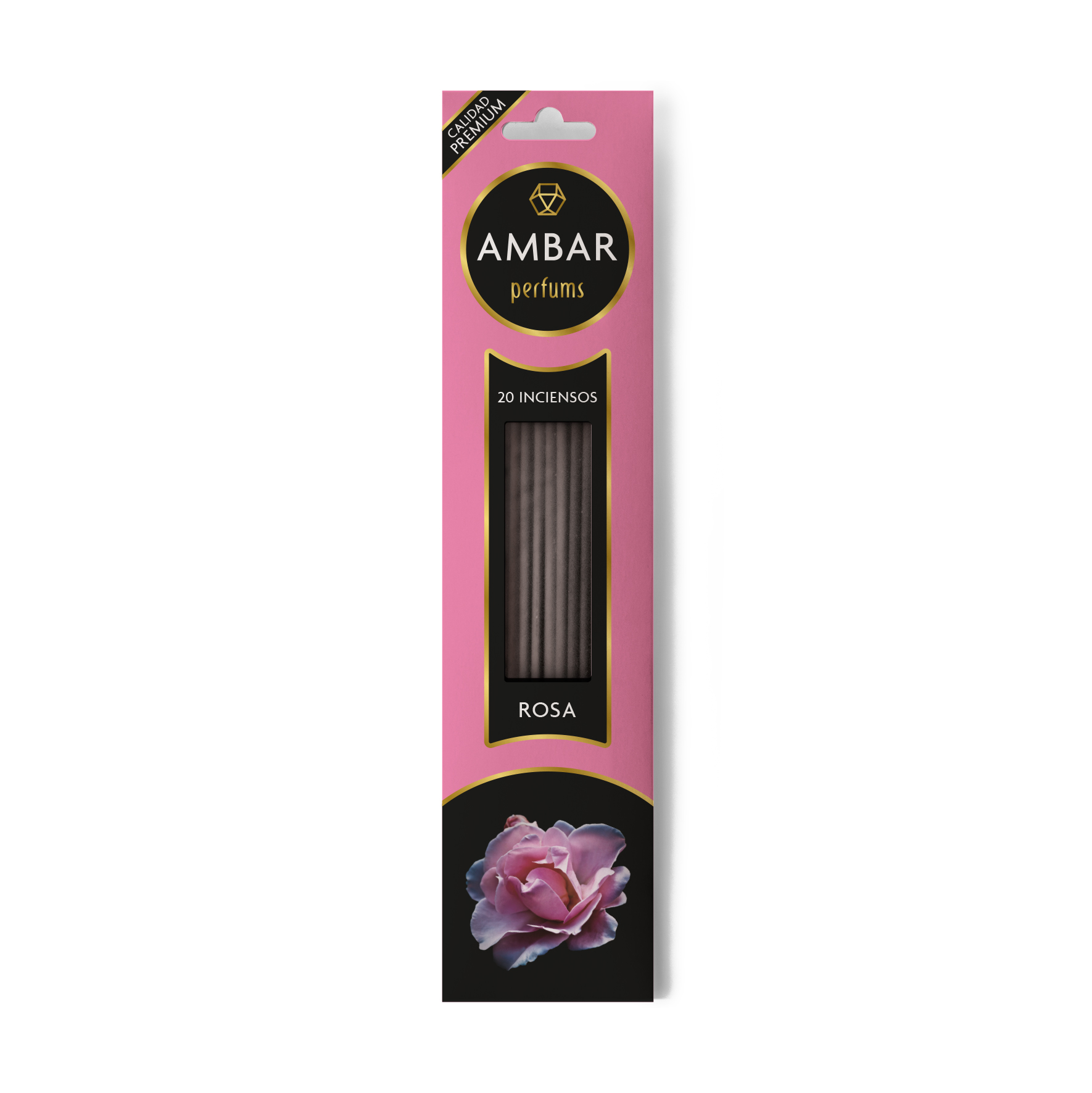 Incienso de Rosas Ambar Perfums