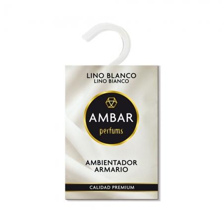 Ambientador Armario Lino Blanco