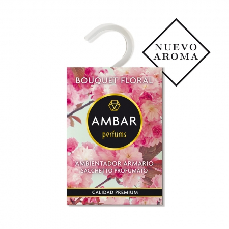 Ambientador Armario Bouquet Floral
