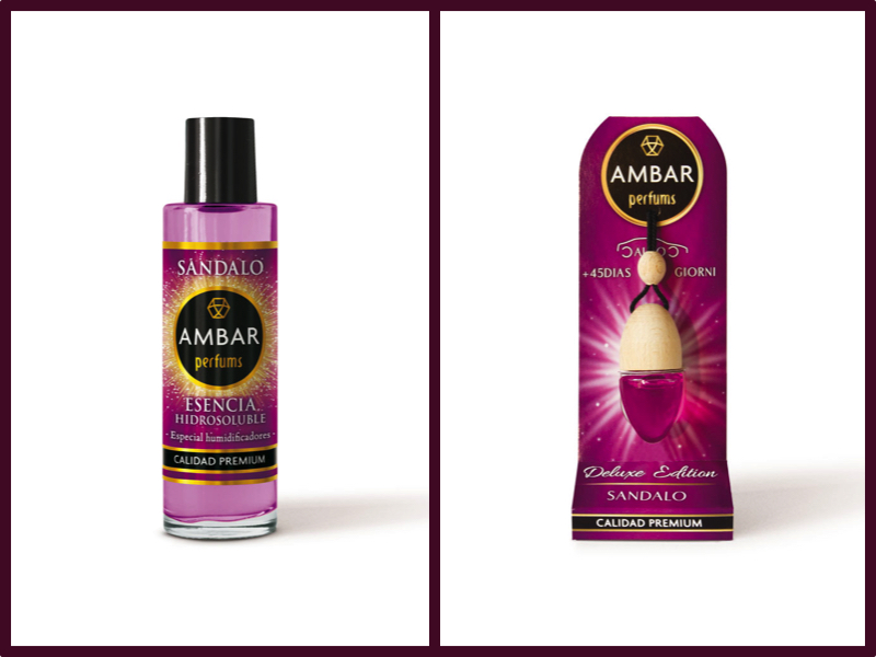 Ambar Perfums Deluxe Edition Sandalo