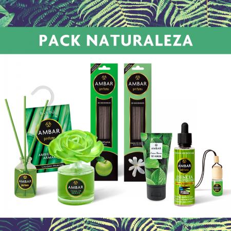 Pack Naturaleza Ambar Perfums