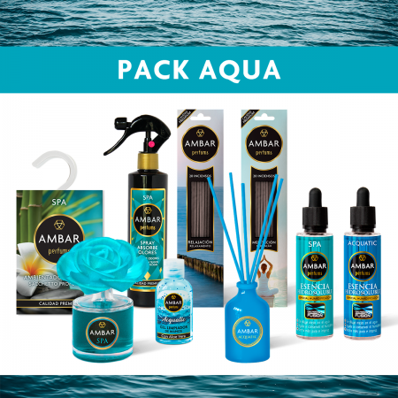 Pack Acqua Ambar Perfums