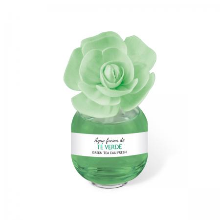 Flor Perfumada Agua Fresca de Té Verde Ambar Perfums