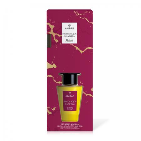 Mikado Premium Frutos Rojos & Vainilla Ambar Perfums
